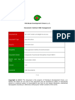 (PDO) SP-1257-HSESpecification-Work AtHeight Access Scaffolding