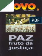 o Brasil e Suas Aguas Revista Ir Ao Povo