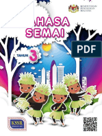Bahasa Semai Tahun 3 Teks KSSR Semakan