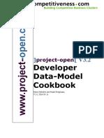 PO Dev Data Model Cookbook.060927