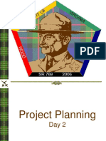 McCulla Project Planning