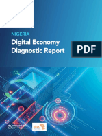 Nigeria Digital Economy Diagnostic Report