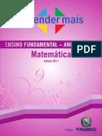 Aprender Matematica Series Iniciais