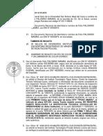documento remitido por la divincri