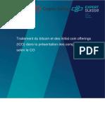 suisse commissaires aux comptes bitcoin-et-ICO-présentation-des-comptes