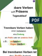 Trennbare Verben nicht frei.ppsx