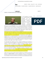 José Antonio Marina _ La Recuperación de La Voluntad