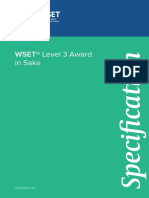 Wset l3sake Specification en Jun2017