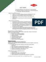 Amplify Fact Sheet