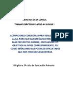 POSIBLES DIFICULTADES QUE NOS PODEMOS ENCONTRAR EN LA LENGUA CONLOS ALUMNOS 2º PRIMARIA.docx