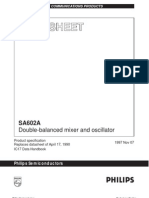 Sa602a Rf Mixer