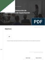 Clase 2 - Técnicas de Detección de Necesidades de Capacitación