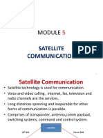 Satelite Communication