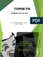 Evidencia 1 - Historieta Cadena de La DFI