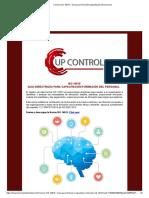 Conoce ISO 10015 - Guia Para Formación_capacitación Del Personal