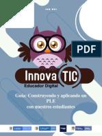Guía- Construyendo y Aplicando Un PLE Con Nuestros Estudiantes. - Copia