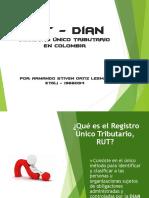 Evidencia 4 Presentación - Registro Único Tributario