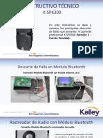 Instructivo de Descartes K SPK300