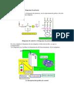 Diagrama de Control y Diagrama de Potencia