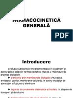 2. Farmacocinetică Generala (1)