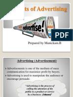 Benefits of Advertising