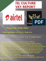 AIRTEL CULTURE SURVEY REPORT.pptx