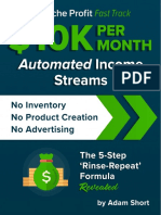 10K Per Month Income Streams
