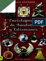 Enciclopedia de Amuletos y Talismanes - Markus Schirner