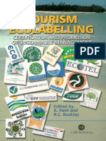 Tourism Ecolabelling