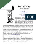 Awesome Info Lock Picking