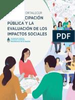 Guía para fortalecer la participación pública y la evaluación de los impactos sociales (2019)