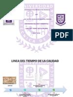 linea del tiempo de gestión de la calidad ambiental alicia guadalupe universidad politécnica de pachuca