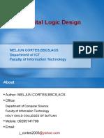 MELJUN CORTES--Logic Design Meljun888