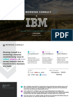 IBM + Morning Consult Italian Food Reponsibility Study 12.4.19