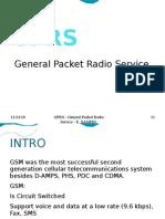 GPRS PPT