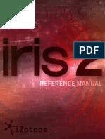 Izotope Iris 2 Help Documentation