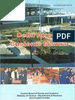 Delhi Airport Manual