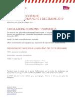 Information trafic SNCF