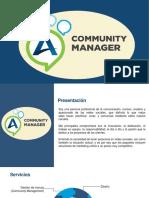 Propuesta Community Manager