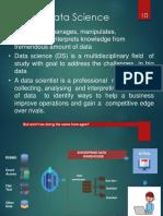 Data Science R Demo Foundation