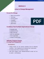 chage management