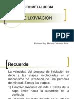 Tipos de Lixivación