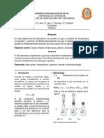 Densidad y Peso Molecular de Un Gas[696]