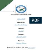 Actividad #3 de Metematica Financiera
