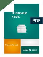 1.2Estructura de Una Página Web