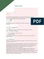 Tiempo de Planck