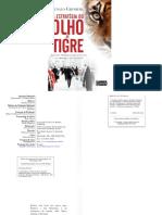 Livro a Estratégia Do Olho de Tigre