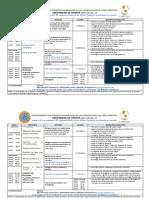 2019 Programas Calendario UDO Aliado Colombia NdeS
