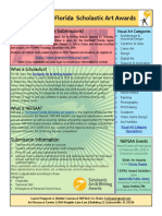 2020 Scholastics Quick Reference Page