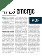 Emergence of 4PL